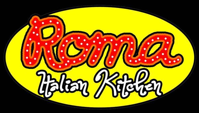 Roma Italian Kitchen Logo