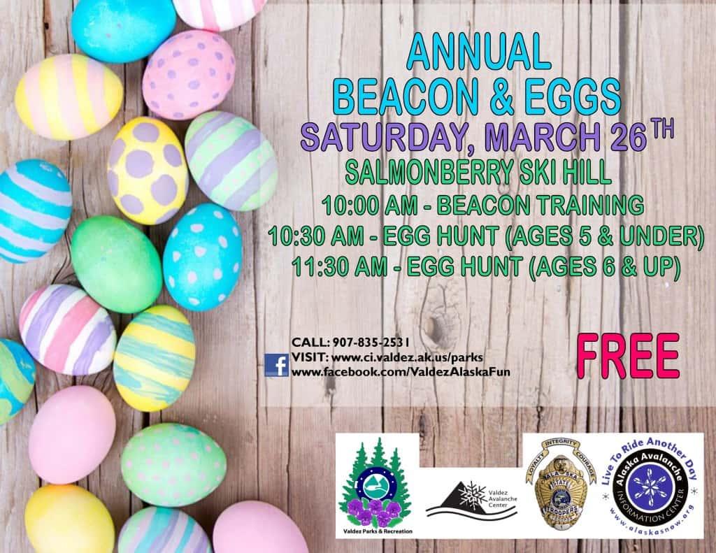 Beacon and Eggs