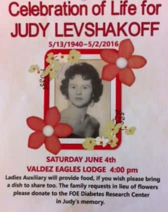 Judy Levshakoff