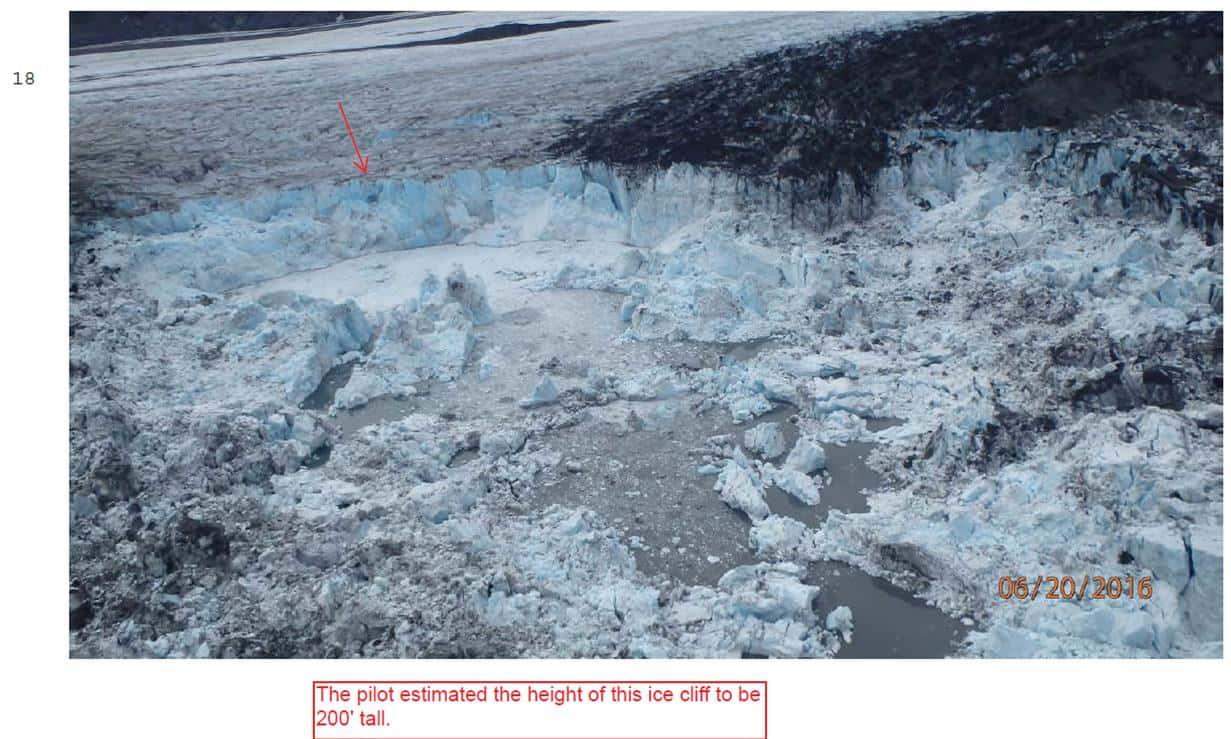 VDZ Glacier 18