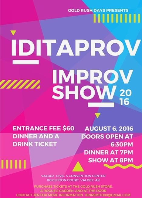 GRD Iditaprov Improv Show- '16