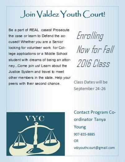 VYC Flyer