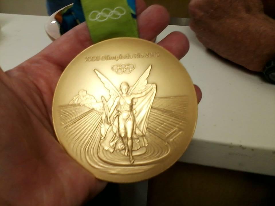 ryan held gold medal