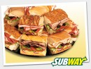 subway party platter
