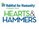 hearts and hammers logo