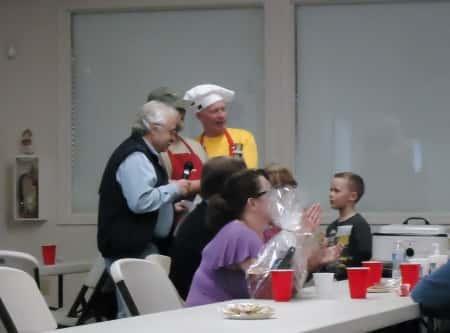 Marysville FOA Chili Cook Off 2013