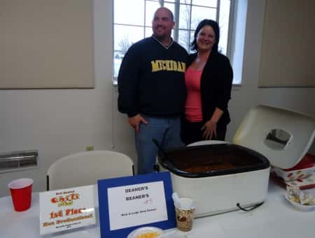 Marysville FOA Chili Cook Off 2013