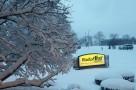 Snowfall from last winter