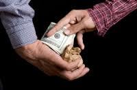 drug trafficking hands
