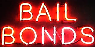 Bond Out of Jail Bond Sign