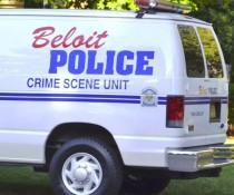 Beloit police van