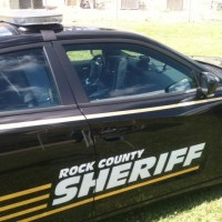 Rock County Sheriff squad angle