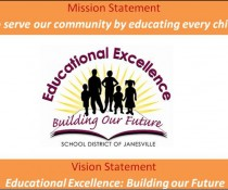 Janesville School District logo