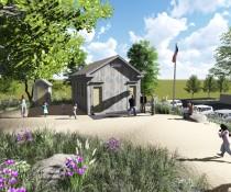 Schoolhouse move rendering