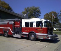 orfordville fire