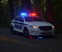 Beloit police car