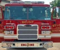 Beloit fire truck