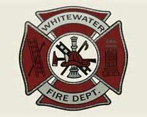 Whitewaer Fire Department patch