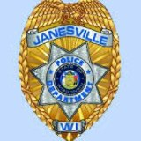 janesville police badge