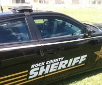 Rock County Sheriff's squad