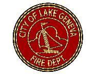 Lake Geneva Fire Department emblem