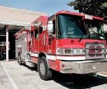 Janesville fire truck angle