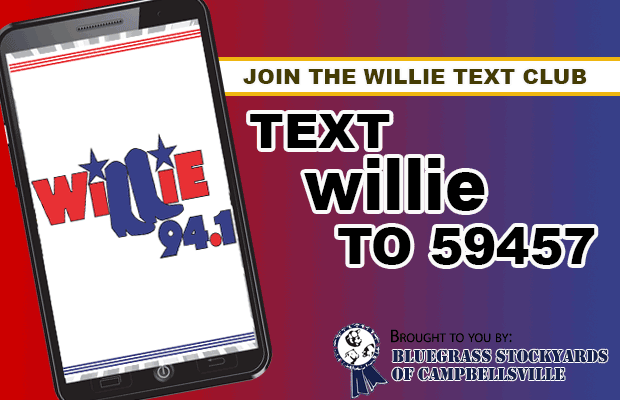 Willie 94.1 Text Club