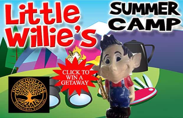 Little Willie's Summer Camp 620x400