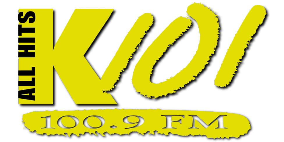 All Hits K101 on 100.9 FM