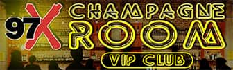 The 97X VIP Club: Champagne Room