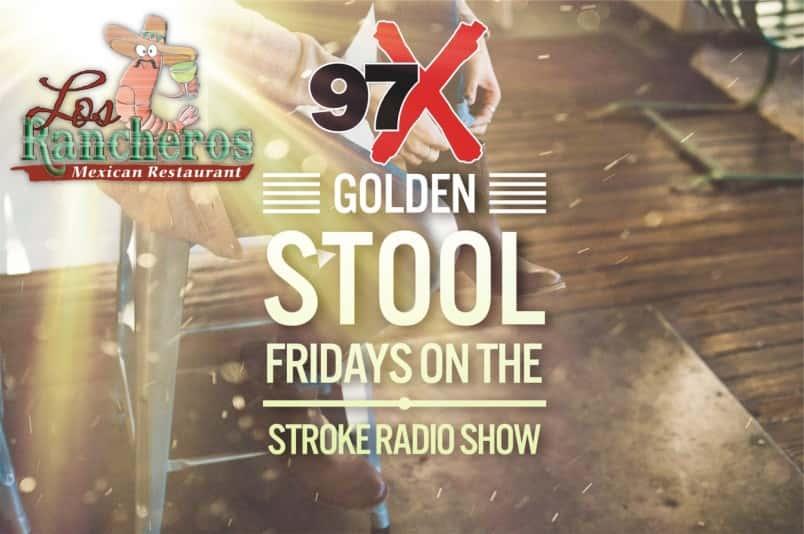 97x Golden Stool