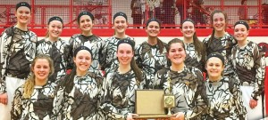 The Sandusky girls are GTC-East champs and still undefeated at 18-0  Congratulations ladies!!