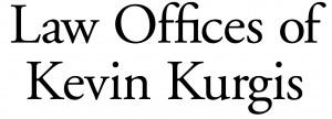 Kevin Kurgis logo stacked