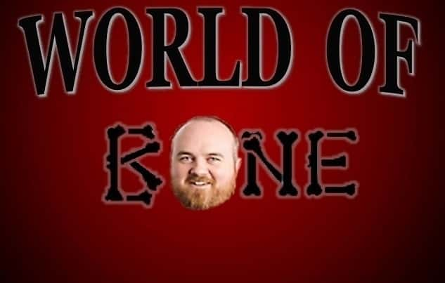 WORLD OF BONE Red