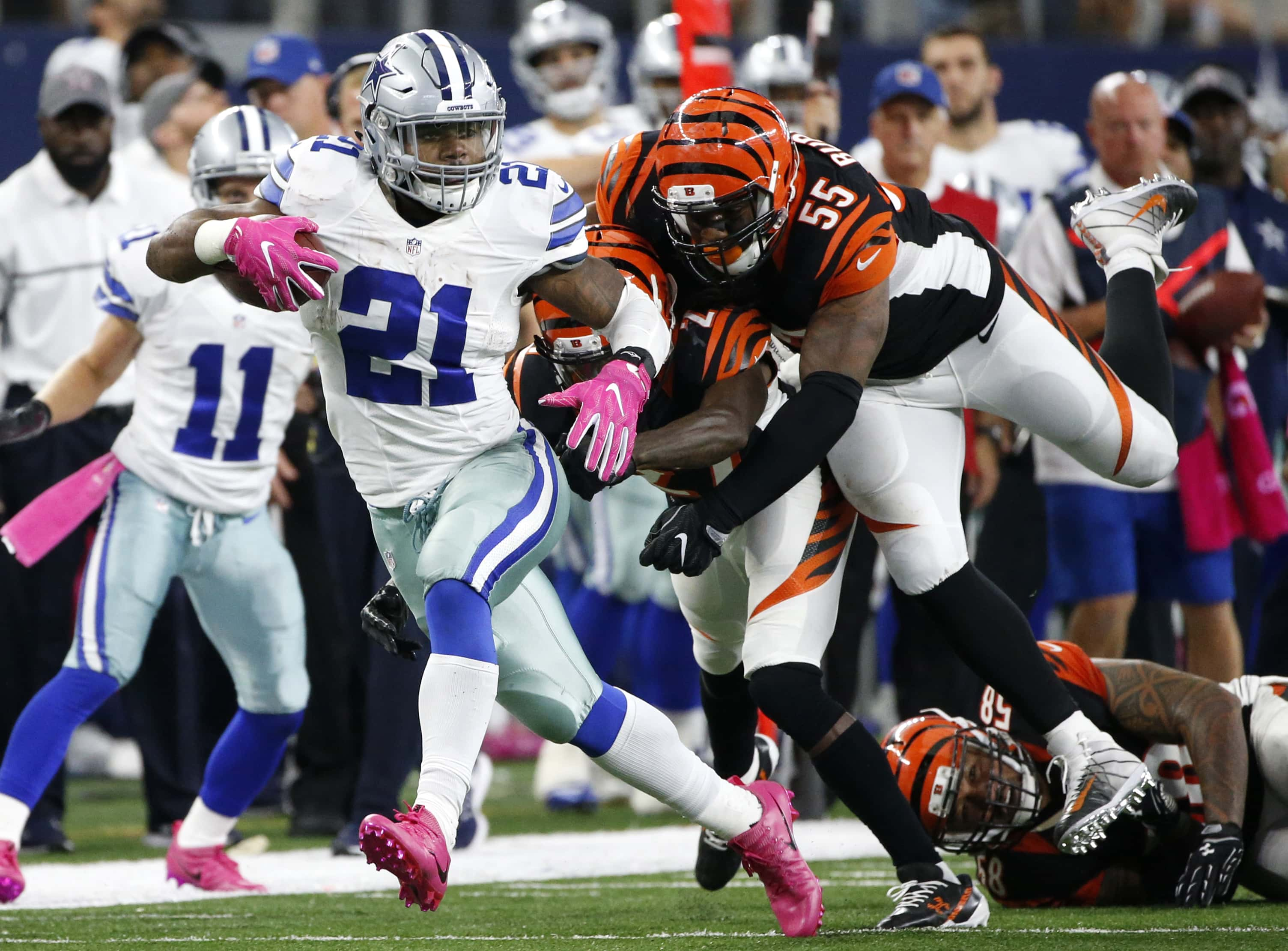 Bengals season suddenly in disarray