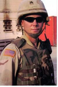 Smith, SFC Daniel - in uniform
