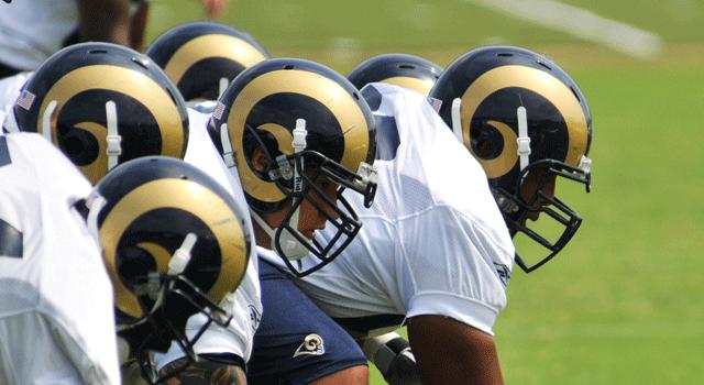 Rams fire Jeff Fisher