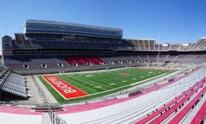 Ohio Stadium 3-29-16