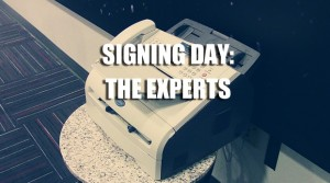 Signing Day Interviews