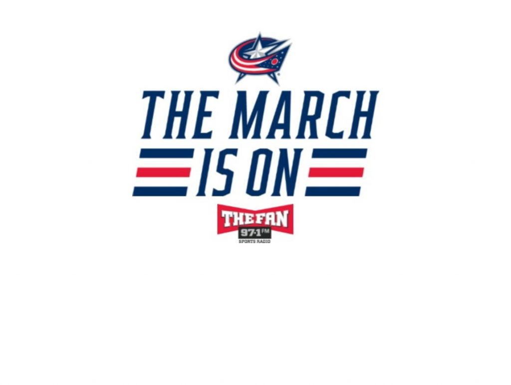 Blue Jackets Playoffs The Columbus Blue Jackets have made the playoffs for  the second straight year! The March Is On! Enter to win a pair of tickets  to the ...