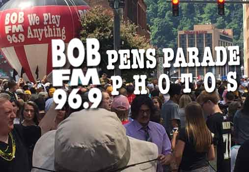 Pens parade flipper bob