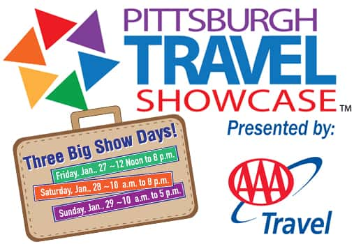 Pittsburgh Travel Showcase Bob
