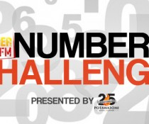 power 106 numbers challenge flipper