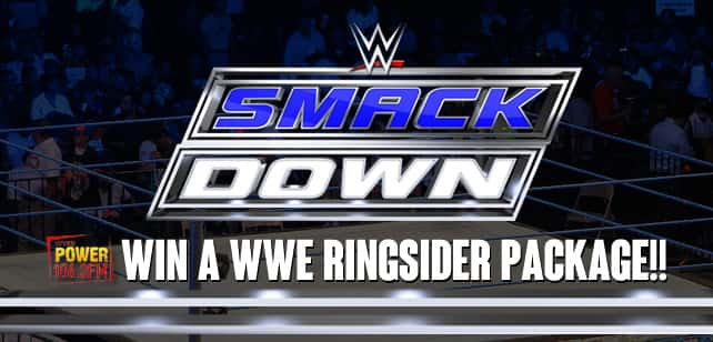 WWE VIP RINGSIDER PACKAGE CONTEST!
