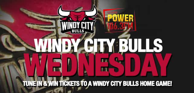 Win Tickets to a Windy City Bulls Home Game!