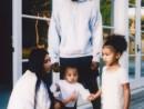 kimye family