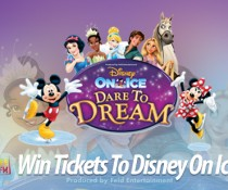dare to dream disney contest