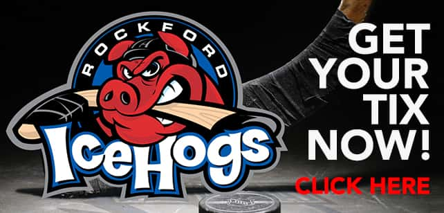 Get Your Ice Hogs Tickets NOW!