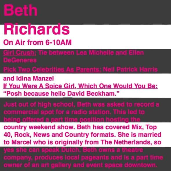 Beth Bio