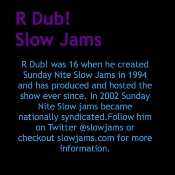 R Dub!